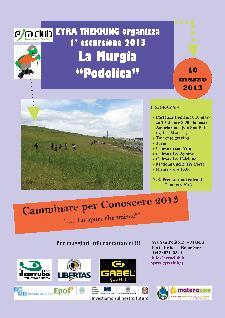 La Murgia Podolica - 10 marzo 2013 - Matera