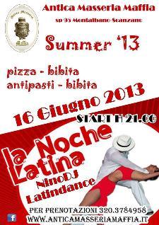 La Noche Latina - 16 giugno 2013 - Matera