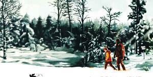 La prima neve  - Matera