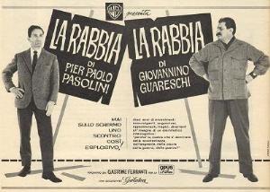 La Rabbia - Cineforum - 8 dicembre 2013 - Matera