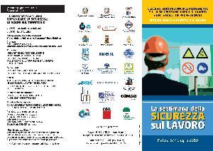La settimana della sicurezza sul lavoro  - Matera