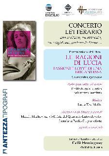 Le ragioni di Lucia – passioni e lotte di una brigantessa - 13 luglio 2013 - Matera