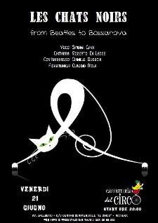 Les Chats Noir - 21 giugno 2013 - Matera