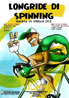 Long Ride di Spinning - 24 febbraio 2013 - Matera