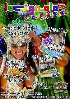 LUCIGNOLO CARNEVALESCO - 10 febbraio 2013 - Matera