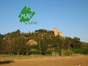 MAF in Nature - A cavallo di una BICI verso il Castello - 21 agosto 2013 - Matera