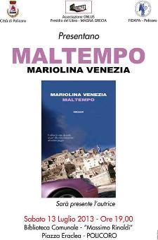Maltempo - 13 luglio 2013 - Matera