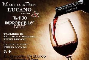 Mangia & Bevi Lucano - Parte II  - Matera
