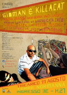 Manifestazione Hip Hop & Reggae - 11 agosto 2013 - Matera