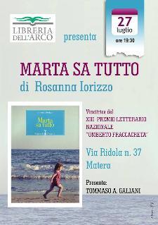 Marta sa tutto - 27 luglio 2013 - Matera