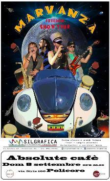 Marvanza Show Tour - 8 settembre 2013 - Matera