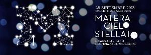 Matera Cielo Stellato - 28 settembre 2013 - Matera