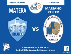 Matera vs Mariano Keller - 1 settembre 2013 - Matera