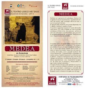 Medea di Eupide  - Matera