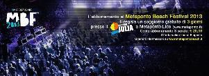 Metaponto Beach Festival 2013  - Matera