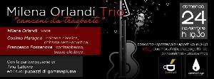 Milena Orlandi Trio - Canzoni da Trasporto - Matera
