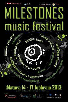 Milestones Music Festival 2013  - Matera