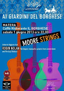 Moore Strings - 1 giugno 2013 - Matera