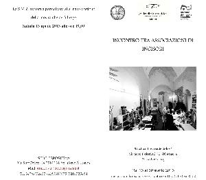 Mostra del Circolo Culturale Calcografico Tre C di Mestre - dal 13 al 30 aprile 2013 - Matera