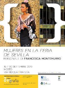 MUJERES EN LA FERIA DE SEVILLA - MateraFotografia 2013  - Matera