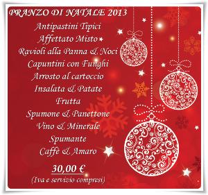 Natale 2013 a Il Terrazzino - Matera