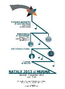 Natale al Musma 2013  - Matera