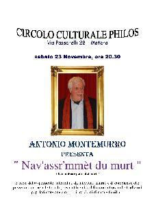 Nav'assr'mmèt du murt - 23 novembre 2013 - Matera
