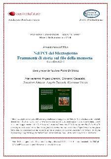 Nel PCI del Mezzogiorno - 16 dicembre 2013 - Matera