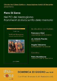 Nel PCI del Mezzogiorno - 23 giugno 2013 - Matera