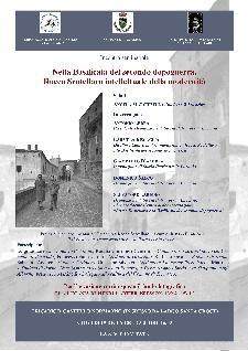 Nella Basilicata del secondo dopoguerra.  Rocco Scotellaro intellettuale della modernità - 19 dicembre 2013 - Matera