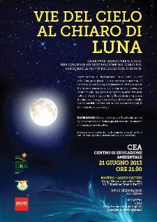 Nella notte del solstizio d'estate - 21 giugno 2013 - Matera