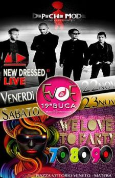 New Dressed live  - Matera