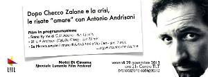 NOTTI DI CINEMA - Antonio Andrisani Film Portrait  - Matera