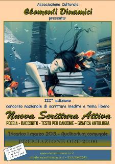 Nuova Scrittura Attiva 2013 - Matera