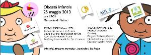 Obesità Infantile - 25 maggio 2013 - Matera