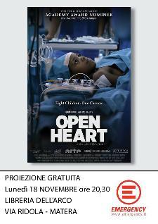 Open Heart - 18 novembre 2013 - Matera