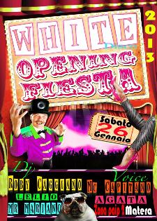OPENING FIESTA - 26 gennaio 2013 - Matera