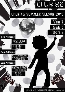 Opening summer season 2013  - Matera
