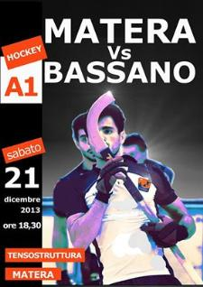 Pattinomania Matera vs Hockey Sind Bassano  - Matera