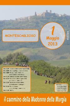 PELLEGRINAGGIO MADONNA DELLA LOE - 1 maggio 2013 - Matera