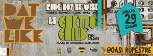 Picioroots e Gennaroots longside ghetto Child Sound System - 29 giugno 2013 - Matera
