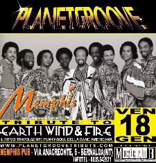 Planet Groove - 18 gennaio 2013 - Matera