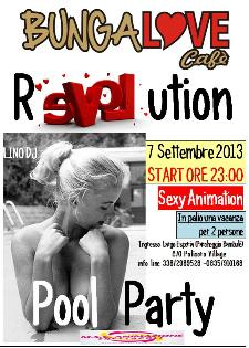 Pool Party - 7 settembre 2013 - Matera