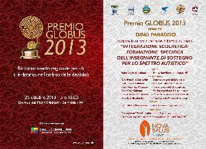 Premio Globus 2013 - 25 ottobre 2013 - Matera