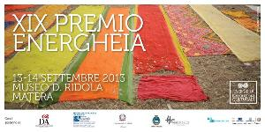 Premio letterario Energheia 2013  - Matera