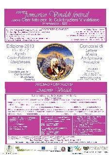 Premio POMARICVM Antonio Vivaldi 2013 - Matera