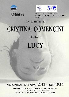 Presentazione del libro di Cristina Comencini, Lucy - 20 marzo 2013 - Matera