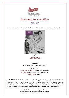 Presentazione del romanzo FRANZ di Ugo Rubini  - Matera