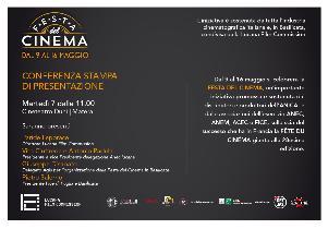 """Presentazione delle """"Festa del Cinema"""" - Matera"""