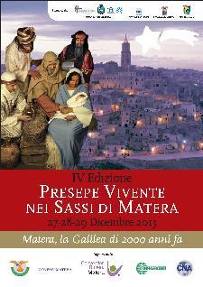 Presepe vivente 2013: Matera, la Galilea di 2000 anni fa  - Matera